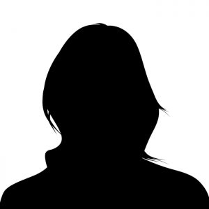 Picture of woman's sillhouette